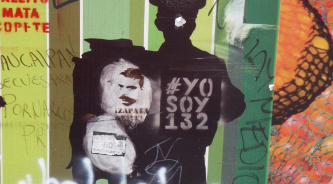 Will 'Yo Soy 132' change the face of Mexican politics?