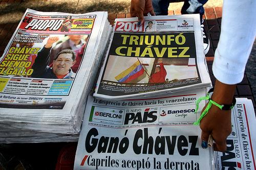 Will the Venezuelan revolution falter if Chávez steps down?