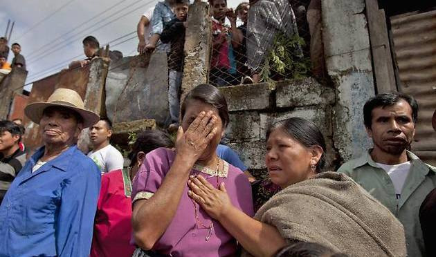 Motive for Guatemala bar massacre unclear