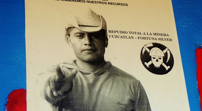 Mexican mine opponents held incommunicado