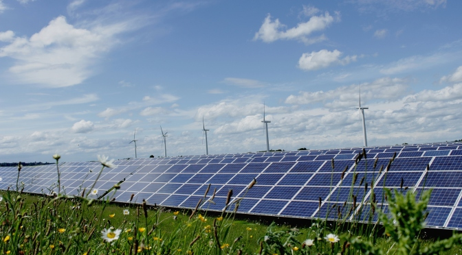 Harnessing the power of community-run renewable energy in the UK
