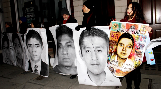 The road to Iguala: the search for 43 students missing in Mexico