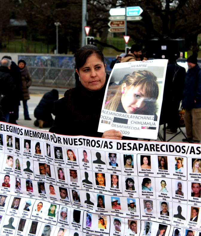 UN Grills Mexico Over Handling of 43 Missing Students